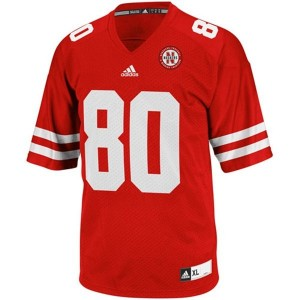 Kenny Bell Nebraska Cornhuskers #80 Youth Football Jersey - Red