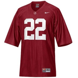Alabama Crimson Tide Mark Ingram #22 Red Youth Football Jersey