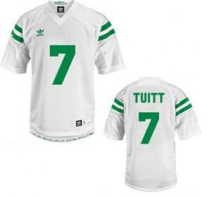 Stephon Tuitt Notre Dame Fighting Irish #7 Football Jersey - White
