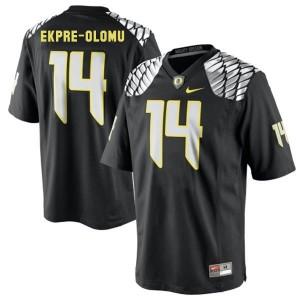 Ifo Ekpre-Olomu Oregon Ducks #14 Youth Football Jersey - Black