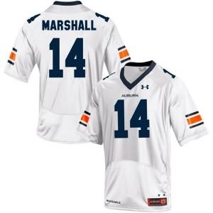 Nick Marshall Auburn Tigers #14 Youth Football Jersey - White