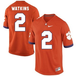 Sammy Watkins Clemson Tigers #2 Football Jersey - Orange