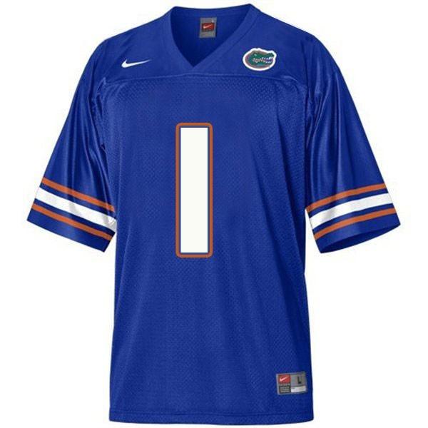 more photos 8fcc5 2ddfe Vernon Hargreaves III Florida Gators #1 Football Jersey - Blue